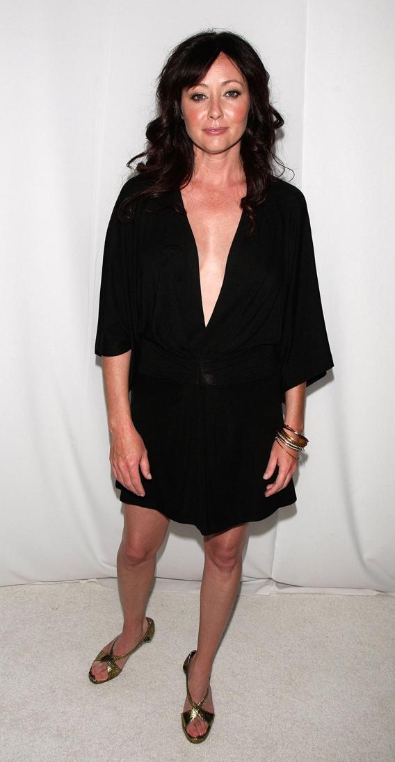 Shannen Doherty Has No Regrets Over XXX-Ex-photo
