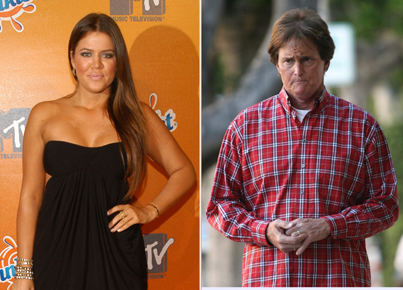 Khloe Kardashian: Bruce Jenner Is a Stepfather Only