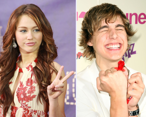 Cody Linley Holds Breath Waiting for Miley Cyrus