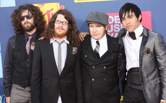 Fall Out Boy Gives 50K to Gay Marriage
