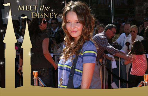 Samantha Droke: Meet the Disney