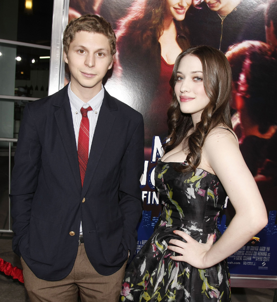 'Nick and Norah's Infinite Playlist' Plays the Red Carpet