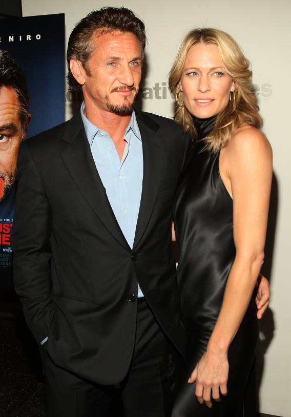 Sean and Robin Wright Penn: So Happy Together?
