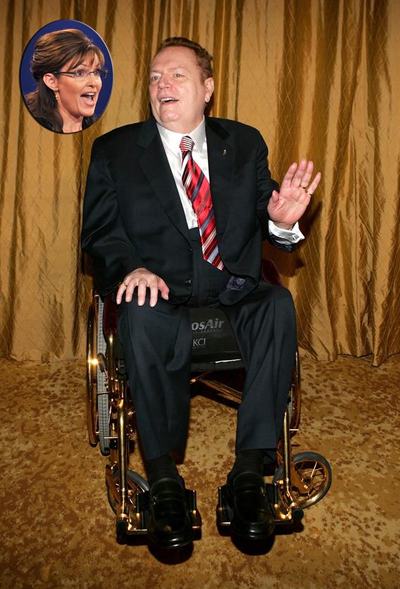 Sarah Palin's Getting Larry Flynt-ed