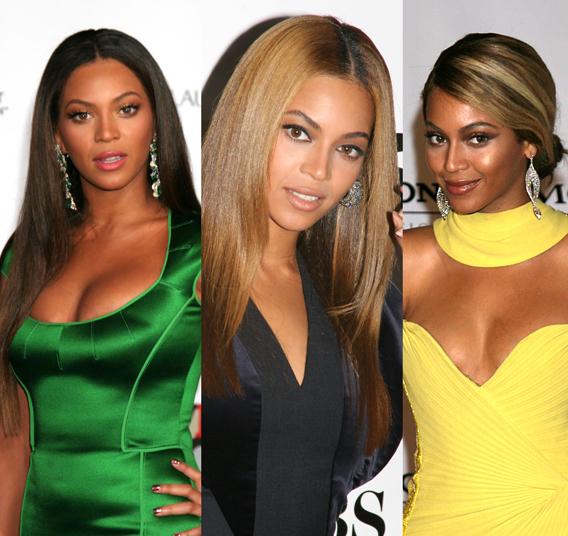 Beyoncé's Million-Dollar Mane