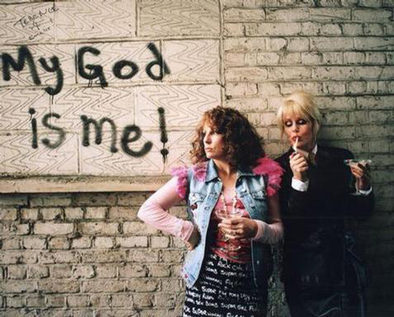 'Ab Fab' Ressurection: Part Deux