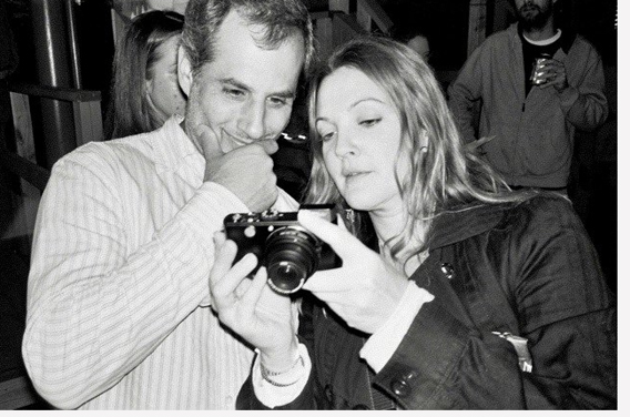 Drew Barrymore Dating Update: On-Set Romance?