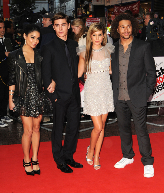 'HSM3′ Cast Takes Europe By Storm