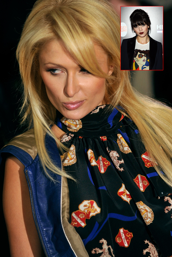 Paris Hilton's Heroic Spin