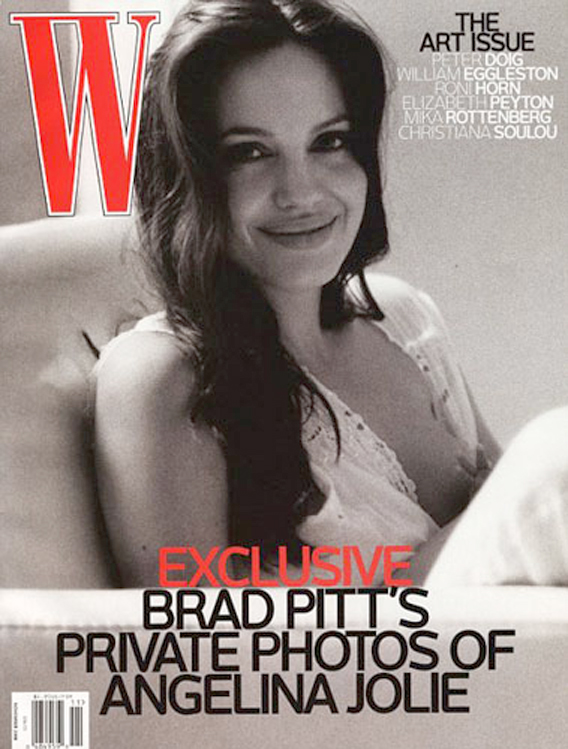 Angelina Jolie Breastfeeds for the World