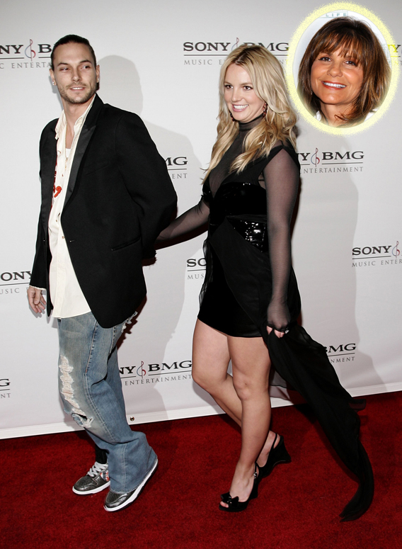 Lynne Spears Likes Kevin Federline After All!