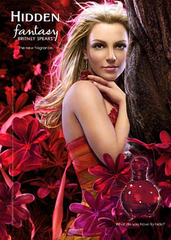 Britney Spears Uncorks Her Hidden Fantasy