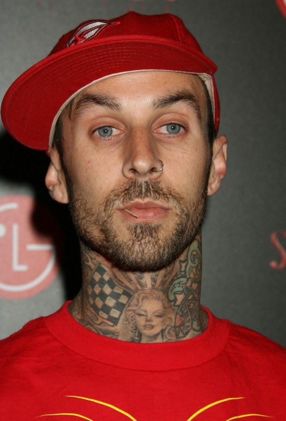 Travis Barker Opens Up on His MySpace Blog