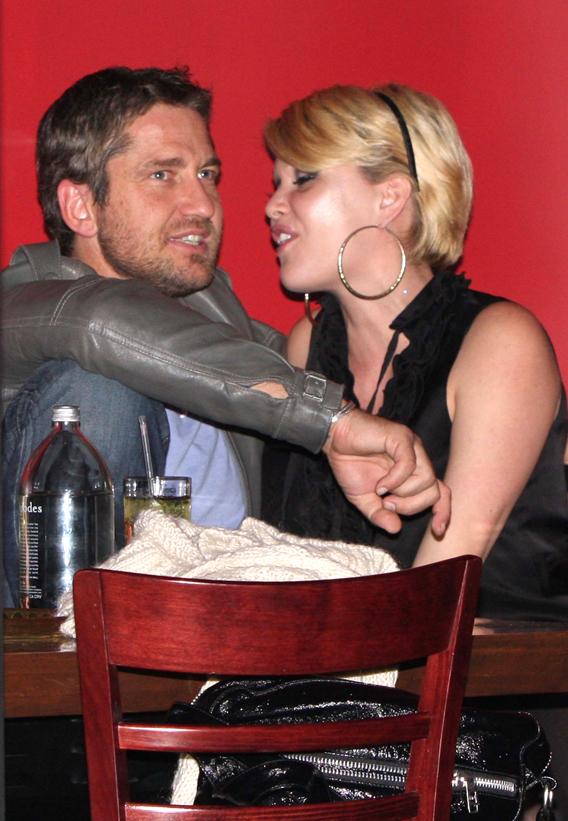 Gerard & Shanna's Kissy Shin-dig