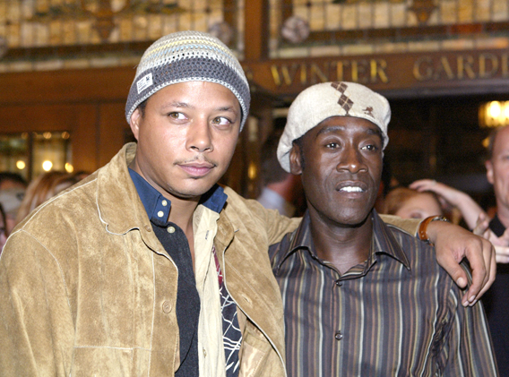 'Iron Man' Repels Terrance Howard, Attracts Don Cheadle