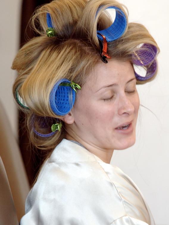 Lauren Bosworth: Beauty Takes Work