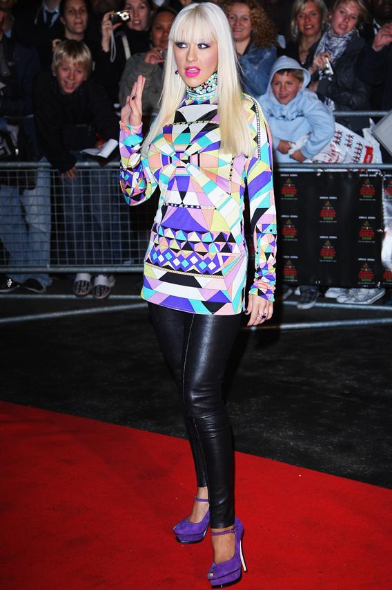 Christina Aguilera: More Babies, Please!