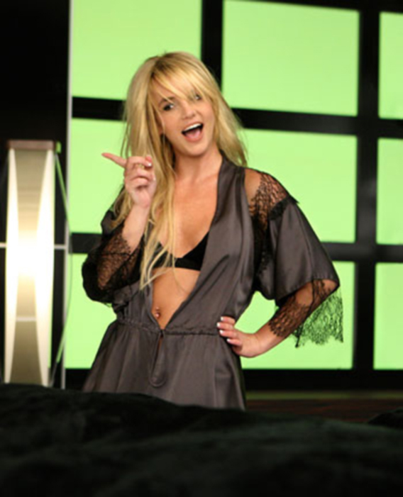 Britney Spears Is #1, Baby…One More Time