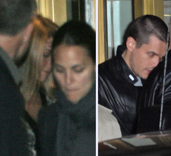 Jennifer Aniston and John Mayer are Back On!