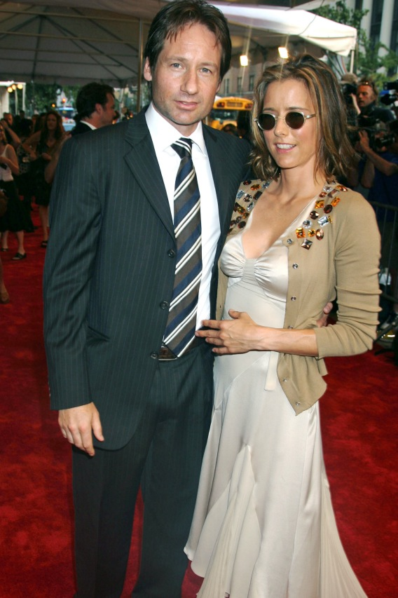 Morning Buzz: Tea Leoni and David Duchovny Separated Due to Affair?