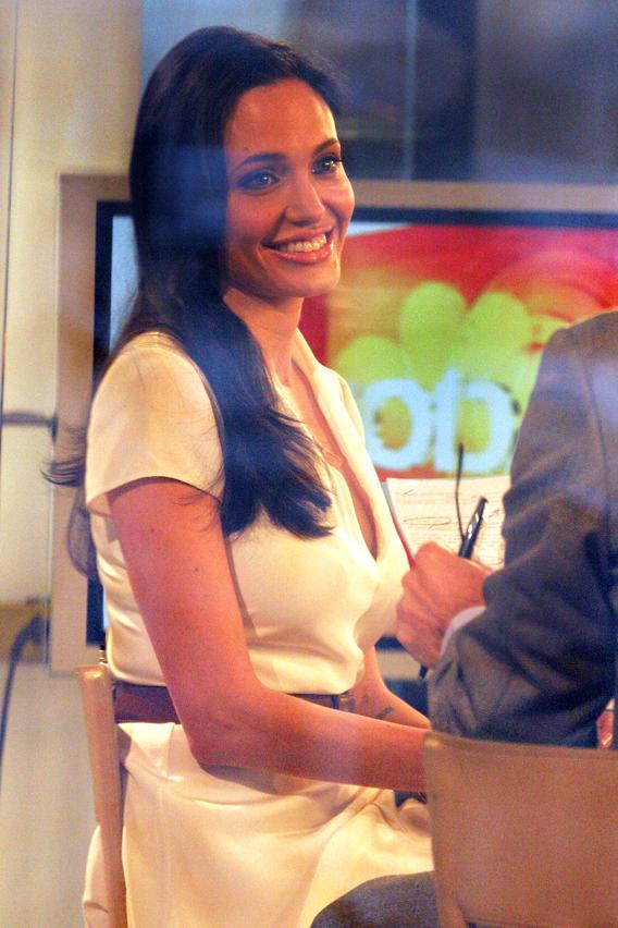 Angelina Jolie Hasn't Kicked Her Adoption Habit