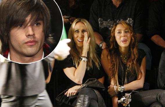 VIDEO: Justin Gaston Catwalks for Miley Cyrus