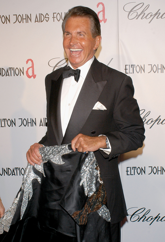 George Hamilton Did the Nasty With his Stepmom
