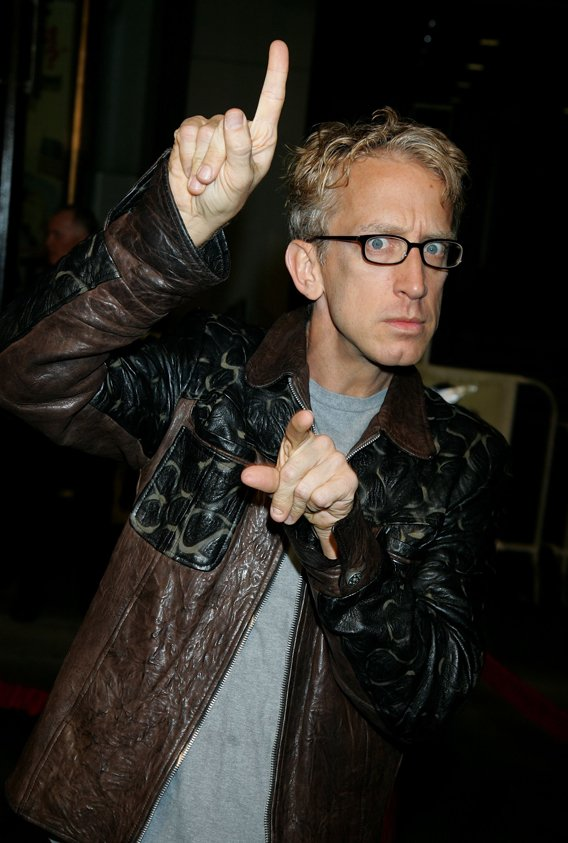 Andy Dick Gets Some Court-Ordered Bling