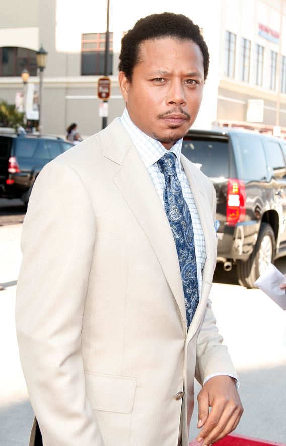 Terrence Howard Surprised Over Being 'Iron'ed Out