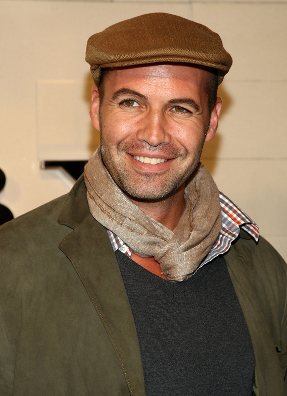 Billy Zane Bikes for Burberry