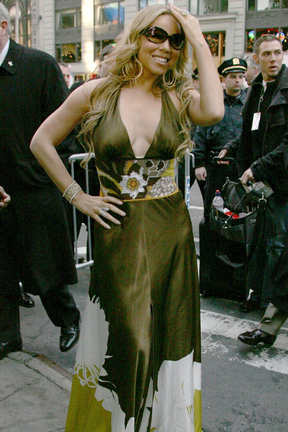 Mariah Carey Wants You to Design Her a Frock