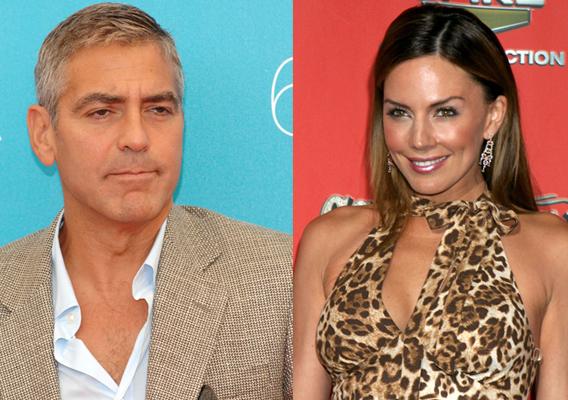 George Clooney Gets Ex-y