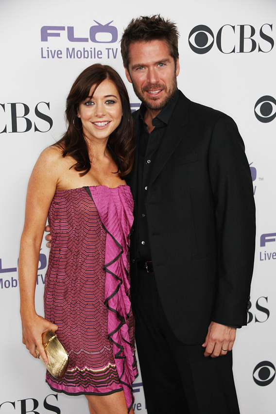 Alyson Hannigan to Be a 'Mother' Mother
