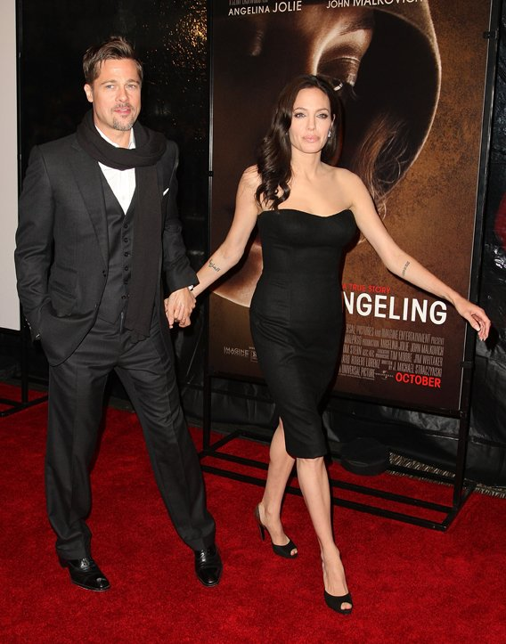 Angelina Back on the Big Screen in 'Changeling'