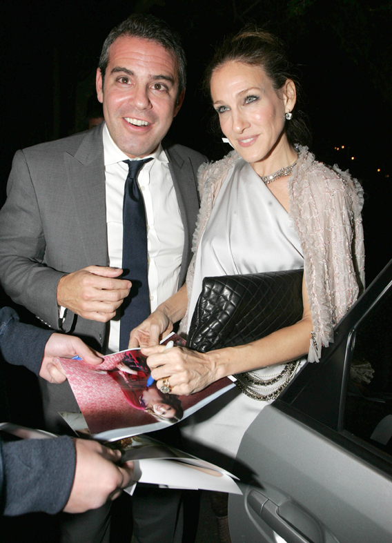 Sarah Jessica Parker: In a Stable Relationship?-photo