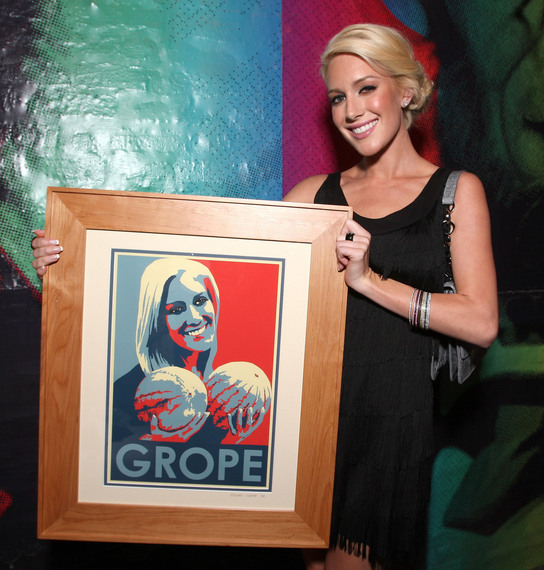 Heidi Montag Will Grope for Change