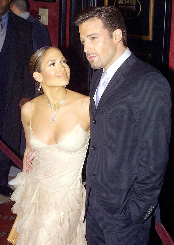Ben Affleck's Big Mistake: Jennifer Lopez