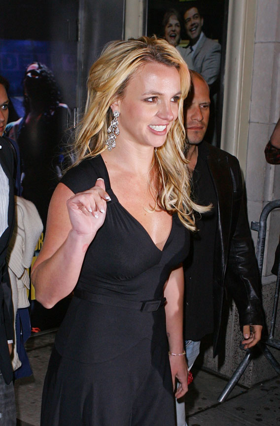 Britney Spears Video Exclusive: Workout!