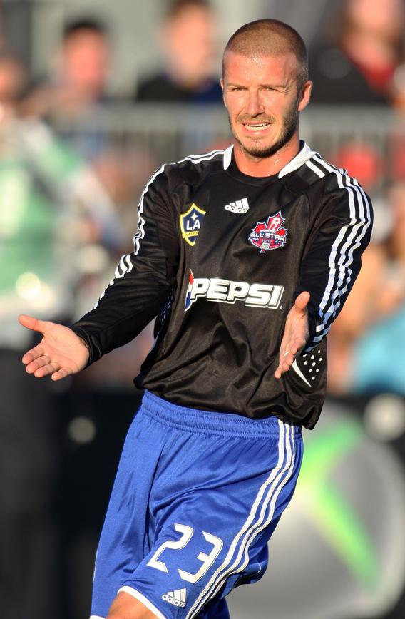 David Beckham Says No to the Big Screen