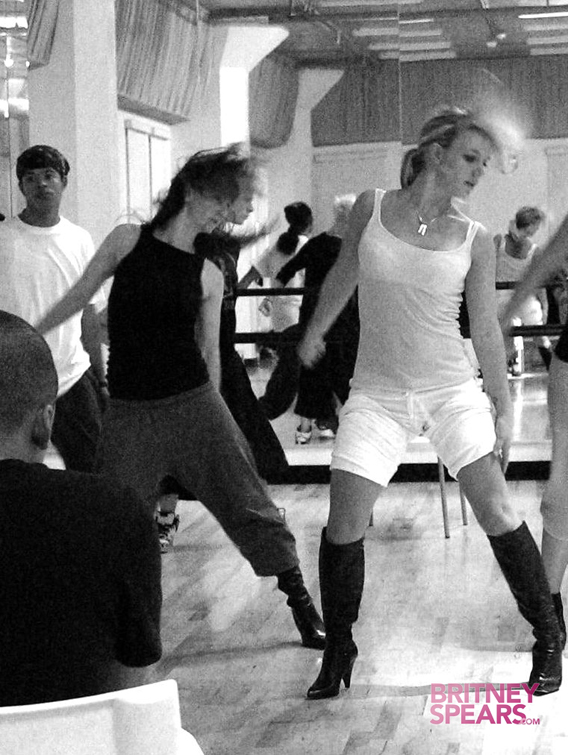 Britney Spears: Still Dancing to Daddy's Tune