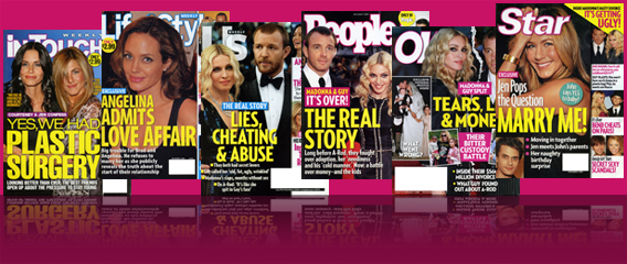 Simply Tabulous #18: This Week in the Celeb Press