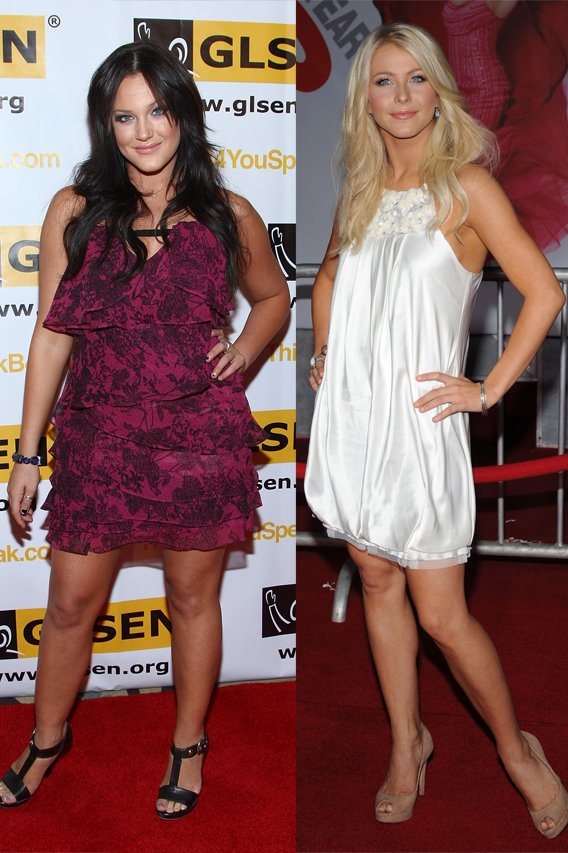 Lacey Schwimmer and Julianne Hough: 'DWTS' Disease