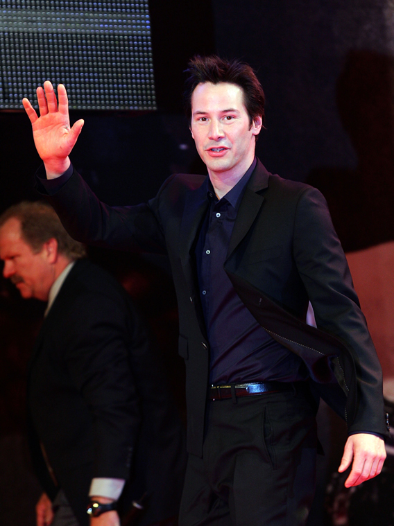 Keanu Reeves' Photog Trial Gets Shifty