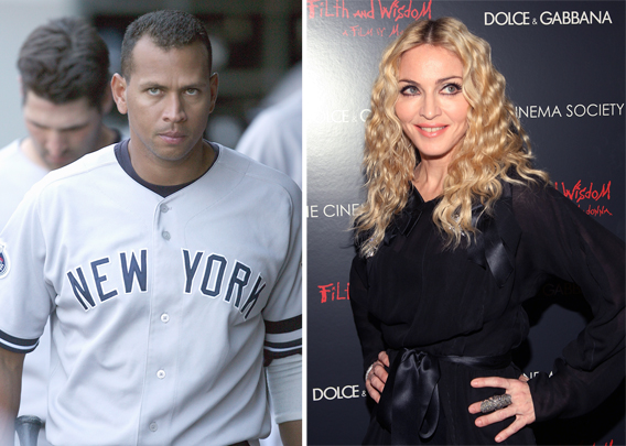 Madonna and A-Rod's Secret Rendezvous