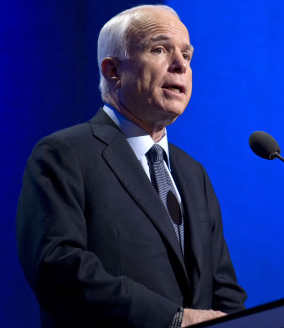 John McCain to Keep the Comedy Going on 'SNL'