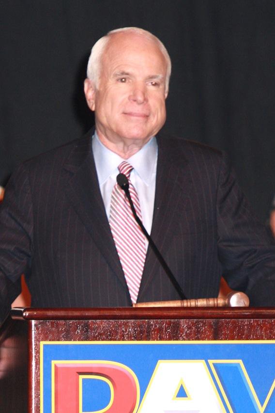 VIDEO: John McCain's 'SNL' Skit