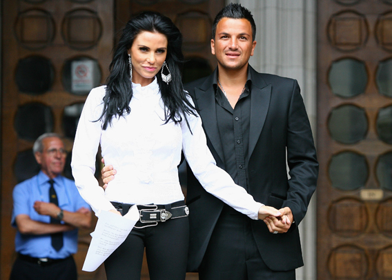 Katie Price Divorce Mystery Continues