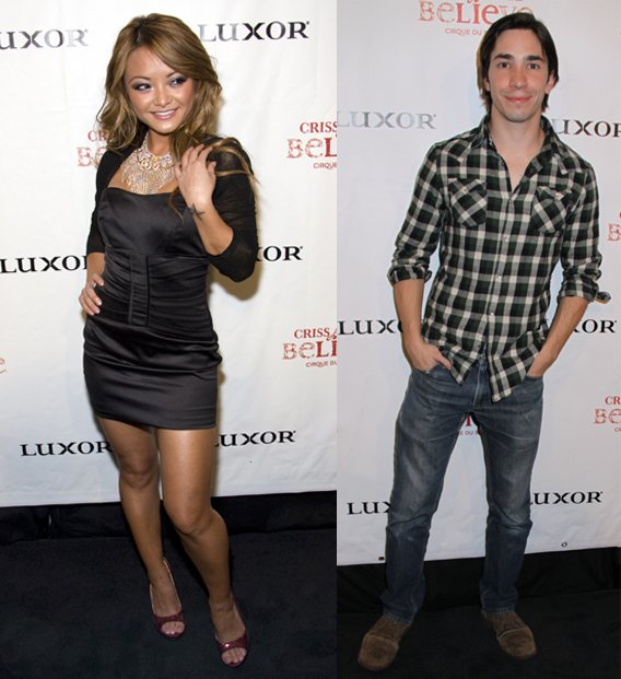 Justin Long Sips Some Tila Tequila