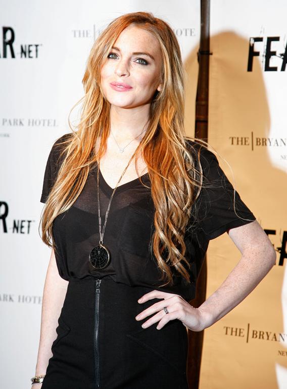 Lindsay Lohan's Life Lessons