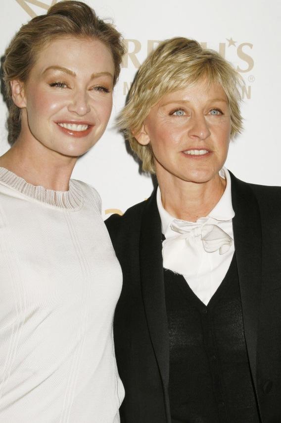 Morning Buzz: Ellen DeGeneres 'Saddened' by Gay Marriage Ban